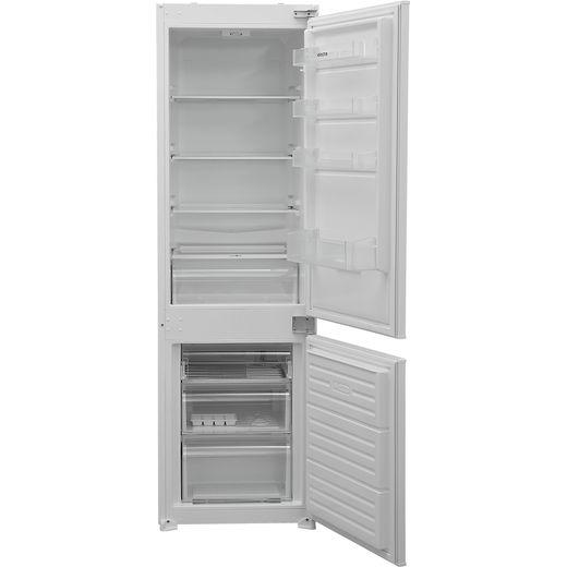 Electra ECS7030IE Integrated 70/30 Fridge Freezer with Fixed Door Fixing Kit - White - F Rated