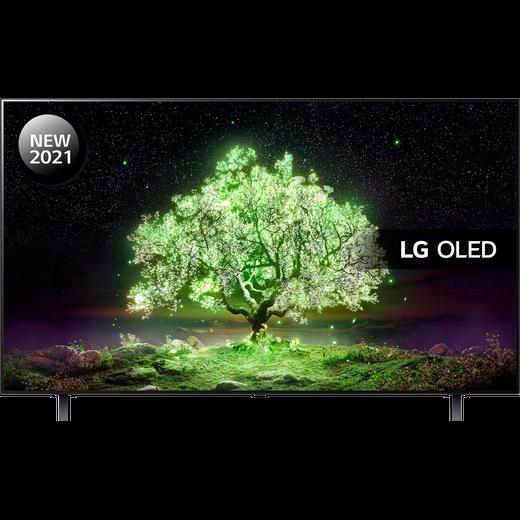 """LG OLED65A16LA 65"""" Smart 4K Ultra HD OLED TV"""