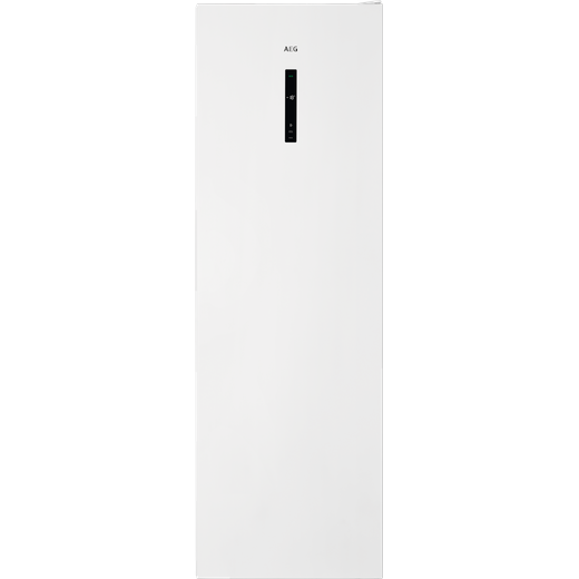 AEG AGB728E2NW Frost Free Upright Freezer - White - E Rated