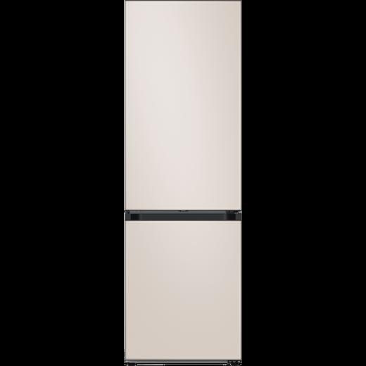 Samsung Bespoke RB34A6B2E39 70/30 Frost Free Fridge Freezer - Satin Beige - E Rated
