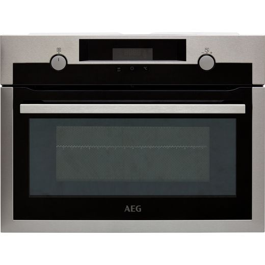 AEG KME565000M Built In Electric Single Oven - Stainless Steel
