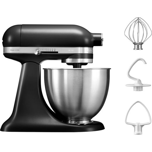KitchenAid 3.3 Litre 5KSM3311XBBM - Matte Black
