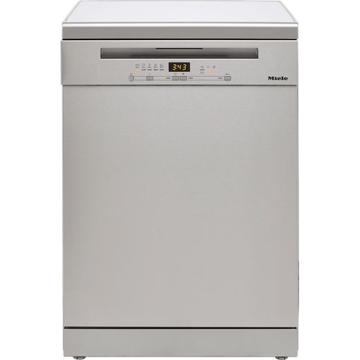 Miele G5222SC Standard Dishwasher - Clean Steel - C Rated