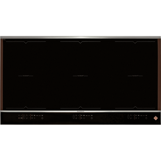 De Dietrich DPI7969XS Built In Induction Hob - Platinum