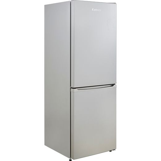 Lec TF55159S 60/40 Frost Free Fridge Freezer - Silver - F Rated