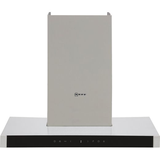 NEFF N70 D65BMP5N0B 60 cm Chimney Cooker Hood - Stainless Steel - A Rated