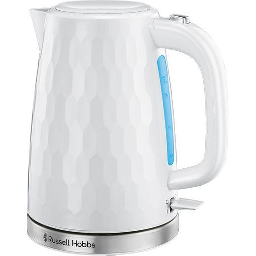 Russell Hobbs Honeycomb 26050 Kettle - White