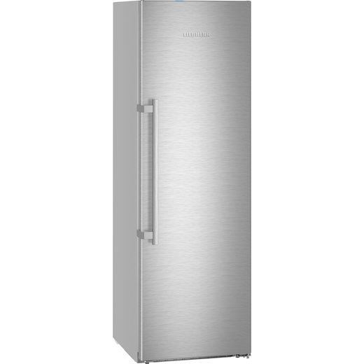 Liebherr Comfort GNef4335 Frost Free Upright Freezer - Steel - E Rated