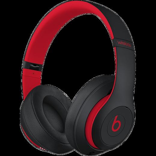 Beats Studio3 Over-Ear Wireless Bluetooth Headphones - Defiant Black