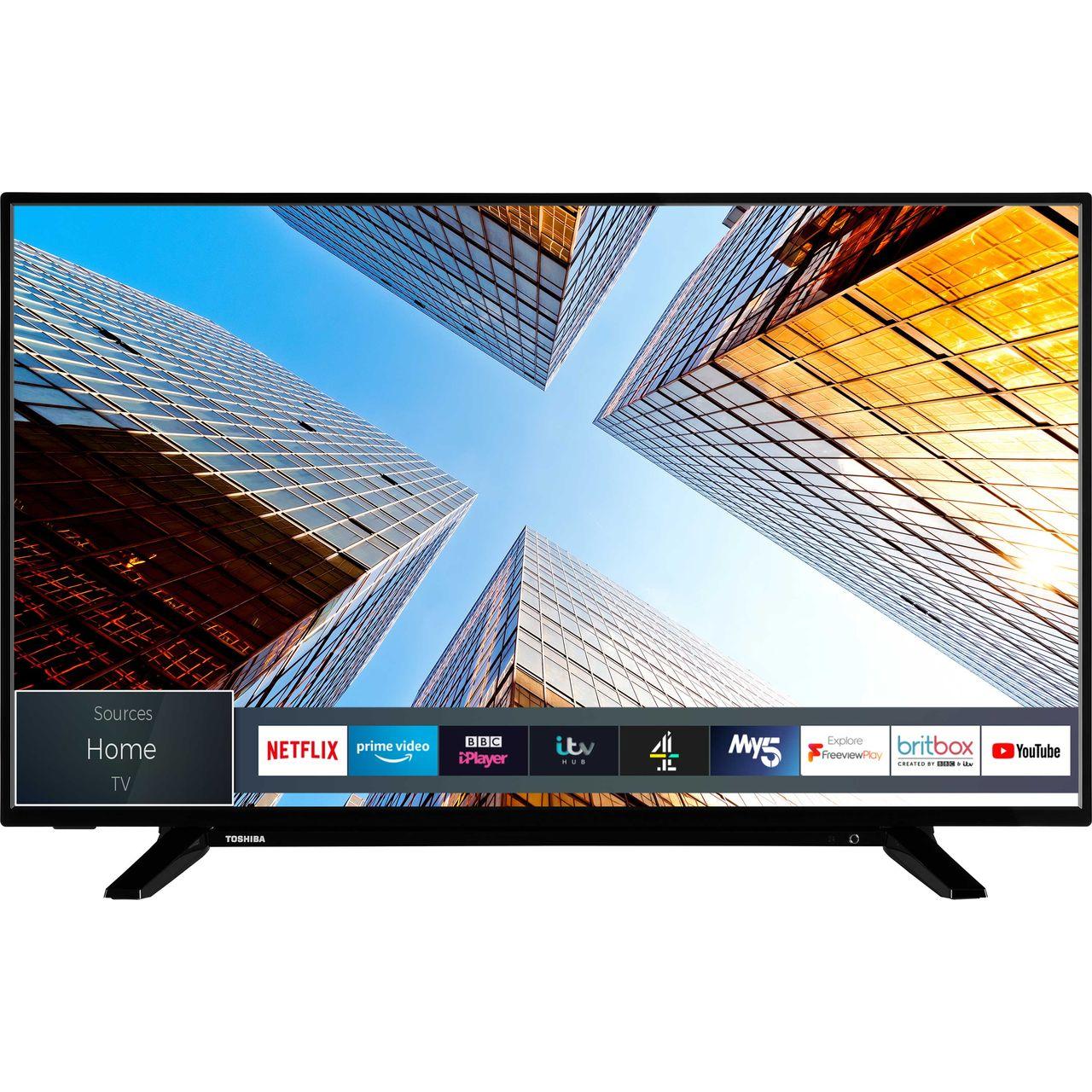43ul2063db Toshiba 43 4k Ultra Hd Smart Tv Ao Com