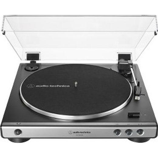 Audio Technica AT-LP60XUSBGM Turntable - Metallic Grey