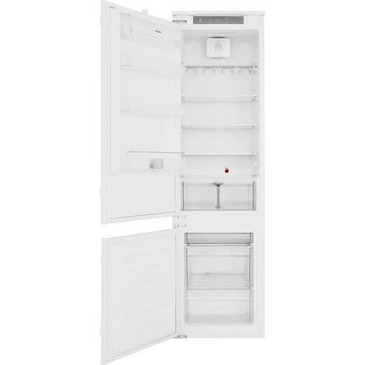 Whirlpool ART228/80SF1 Integrated 70/30 Frost Free Fridge Freezer with Sliding Door Fixing Kit - White