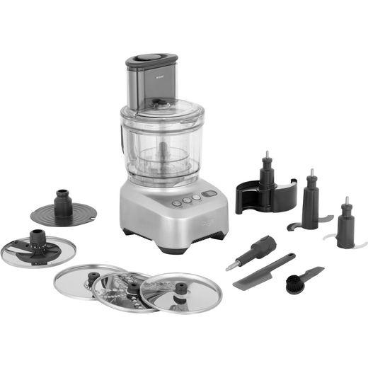Sage The Kitchen Wizz Pro BFP800UK Food Processor With 8 Accessories - Die Cast Metal