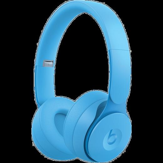 Beats Solo Pro On-Ear Wireless Bluetooth Headphones - Light Blue