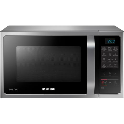Samsung MW5000H MC28H5013AS 28 Litre Combination Microwave Oven - Silver