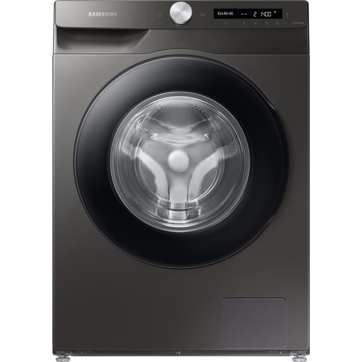Samsung WW12T504DAN 12Kg Washing Machine with 1400 rpm - Graphite - A Rated