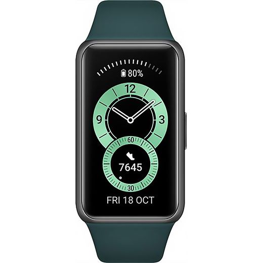 HUAWEI Band 6 Smart Watch - Green