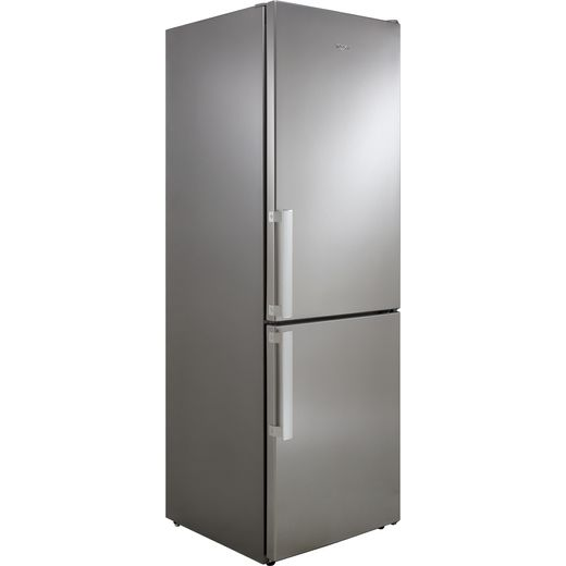 Whirlpool W5811EOXUK1 60/40 Frost Free Fridge Freezer - Stainless Steel - F Rated