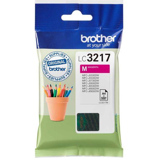 Brother LC3217M Magenta Ink Cartridge