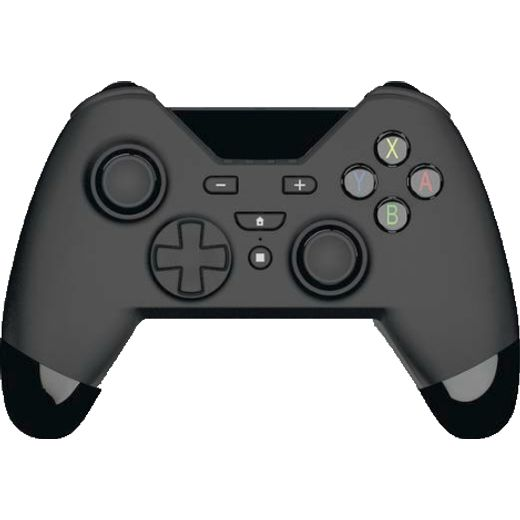 Gioteck WX-4 Wireless Gaming Controller For Nintendo Switch - Black