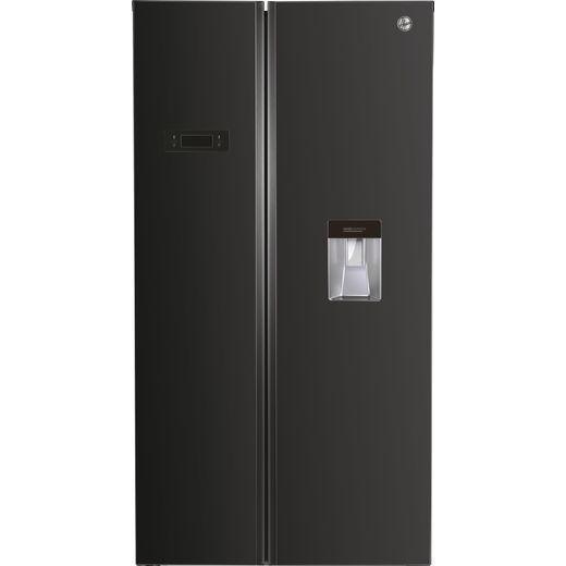 Hoover HHSBSO6174BWDK American Fridge Freezer - Black