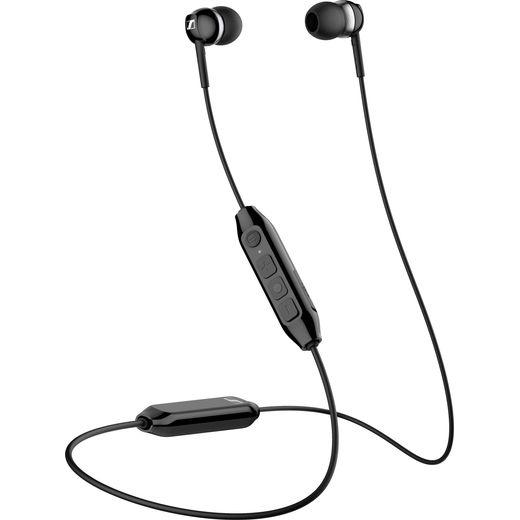 Sennheiser CX 350BT In-Ear Wireless Bluetooth Headphones - Black