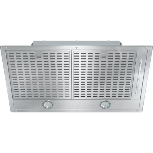 Miele DA2578 70 cm Canopy Cooker Hood - Stainless Steel - A Rated