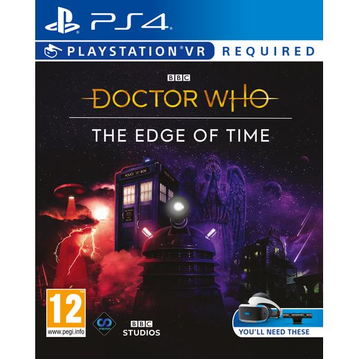 Doctor Who: The Edge of Time for Sony PlayStation