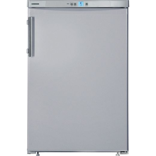 Liebherr GSL1223 Under Counter Freezer - Silver - F Rated