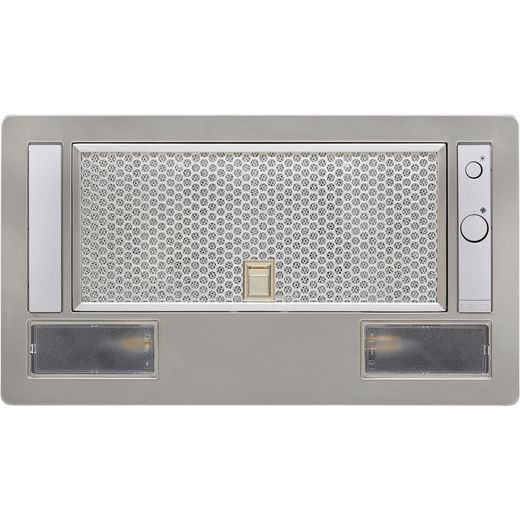 Elica ERA-HE-SS-60 53 cm Canopy Cooker Hood - Stainless Steel - B Rated
