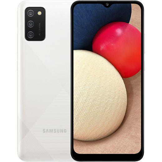 Samsung Galaxy A02s 32GB in White