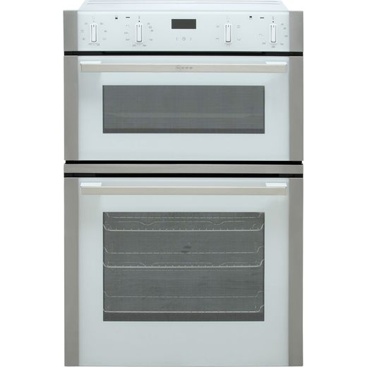 NEFF N50 U1ACE2HW0B Built In Electric Double Oven - White - A/B Rated