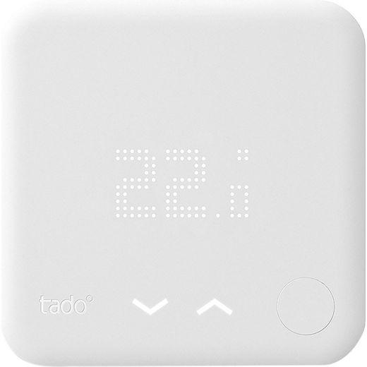 tado Additional Smart Thermostat - DIY Install - White