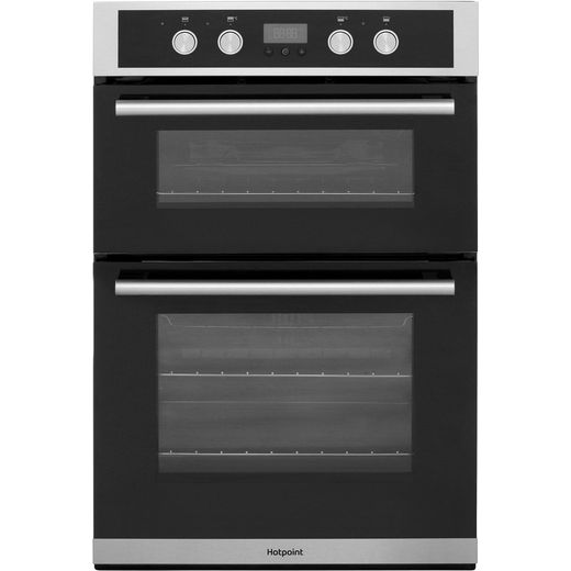 Hotpoint Class 2 DD2844CIX Built In Electric Double Oven - Stainless Steel - A/A Rated