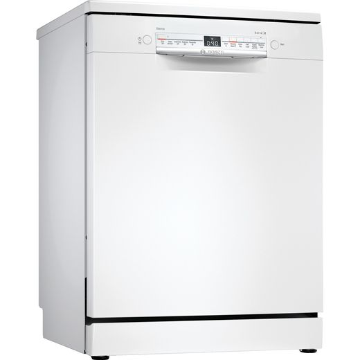Bosch Serie 2 SMS2ITW41G Standard Dishwasher - White