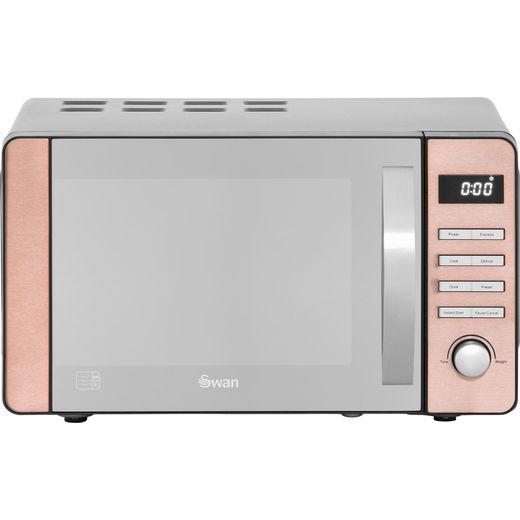 Swan SM22090COPN 20 Litre Microwave - Copper