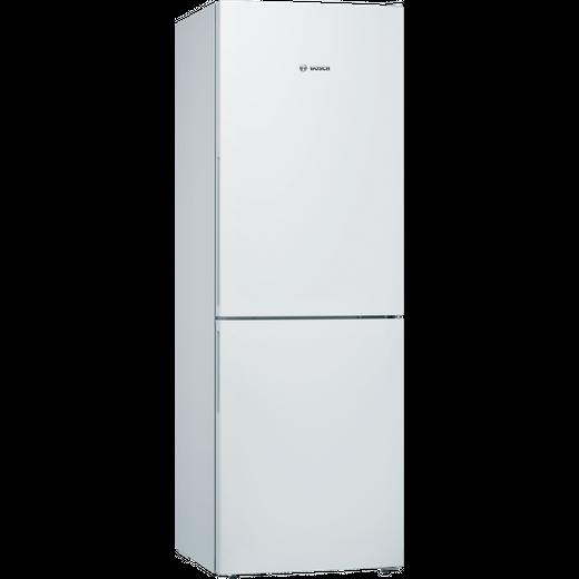 Bosch Serie 4 KGV332WEAG 60/40 Fridge Freezer - White - E Rated