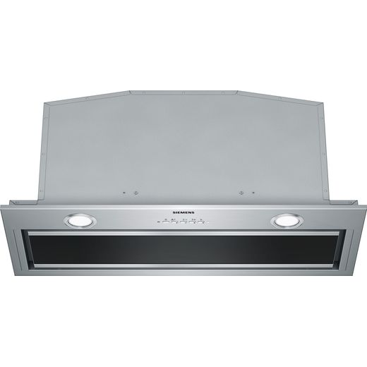 Siemens IQ-700 LB79585MGB 70 cm Canopy Cooker Hood - Stainless Steel - A++ Rated