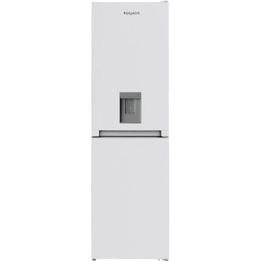 Hotpoint HBNF55181WAQUAUK1 50/50 Frost Free Fridge Freezer - White - F Rated