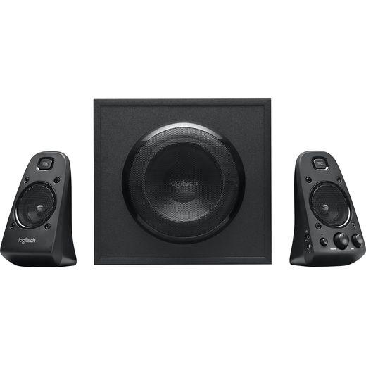 Logitech Z623 PC Speakers - Black