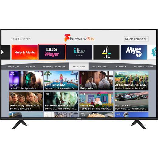 "Hisense 58A7100FTUK 58"" Smart 4K Ultra HD TV"