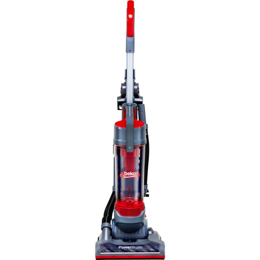 Beko Delux with Turbo Brush VCS5125AR Upright Vacuum Cleaner