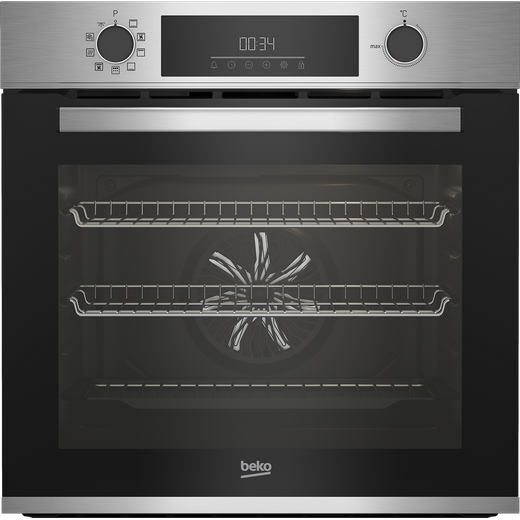 Beko AeroPerfect™ RecycledNet™ BBRIE22300XP Built In Electric Single Oven - Stainless Steel