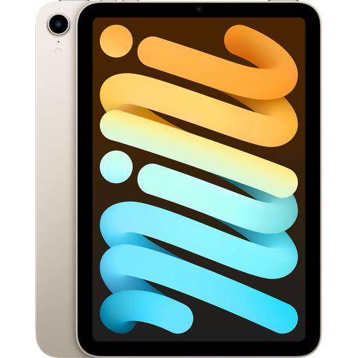 """Apple iPad mini 8.3"""" 64GB WiFi 2021 - Starlight"""