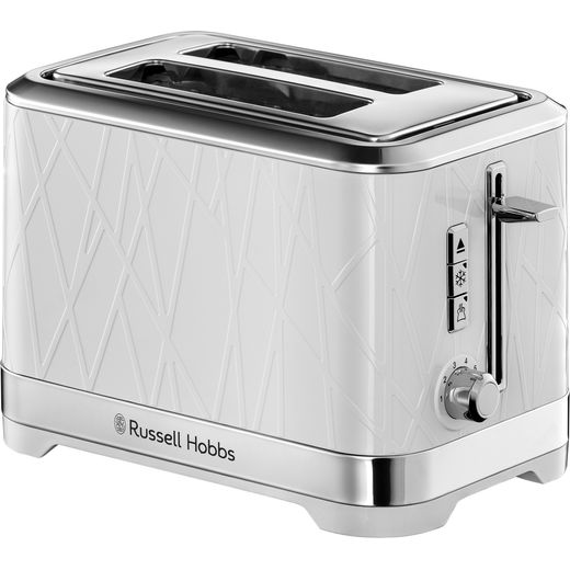 Russell Hobbs Structure 28090 2 Slice Toaster - White