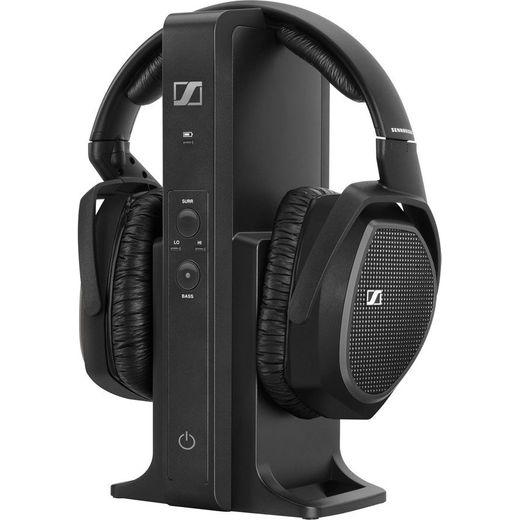 Sennheiser RS 175 TV Head-band Headphones - Black