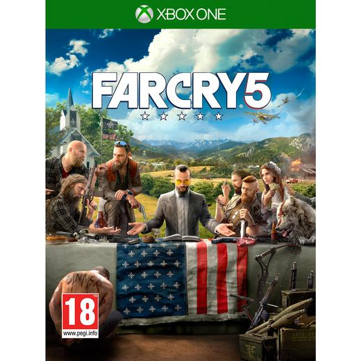 Far Cry 5 for Xbox