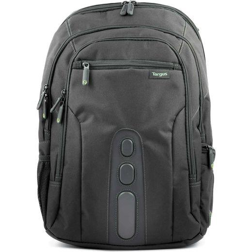 "Targus EcoSpruce Backpack for 15.6"" Laptop - Black"
