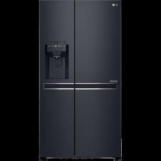 LG GSL761MCXV American Fridge Freezer - Matte Black - A+ Rated