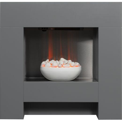 Adam Fires 22617 Pebble - Grey
